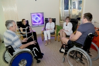The Ilizarov Centre launched a new project for supporting of patients with spinal injuries