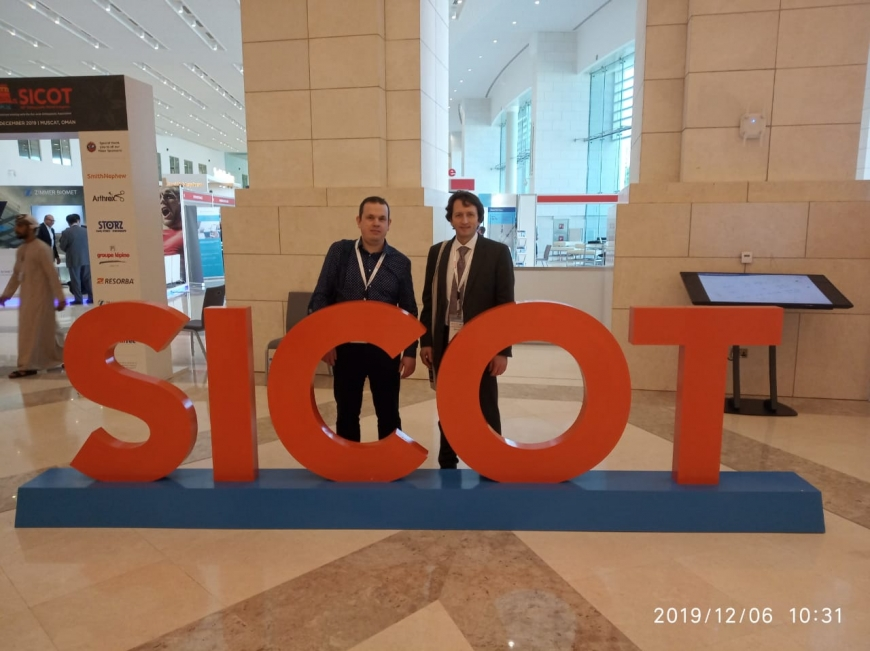 The 40th SICOT Orthopaedic World Congress